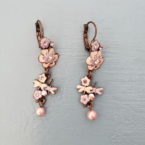 Copper Earrings from Fairweather